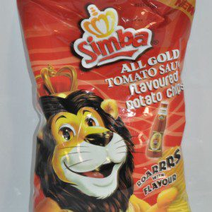 Simba All Gold Potato Chips