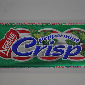 Nestle Peppermint Crisp Slab 150g