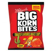 Willards Big Korn Bites Tomato Flavour