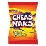 Willards Cheas Naks Cheese Flavoured Maize Snack