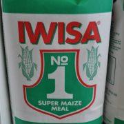 Iwisa No1 Super Maize Meal