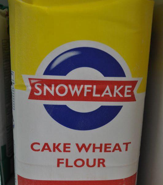 Snowflake Cake Wheat Flour