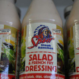 Spur Salad & French Fry Dressing