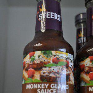 Steers Monkey Gland Sauce