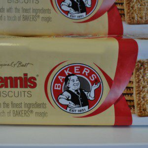 Bakers Tennis Biscuits Original