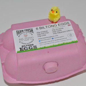 Biltong Easter Egg