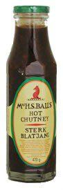 Mrs Balls Hot Chutney