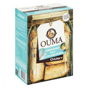 Ouma Condensed Milk Rusks