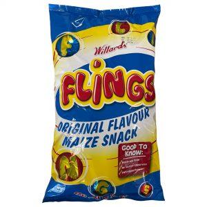 Willards-Flings-150g