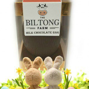 Biltong Farm Chocolate Egg