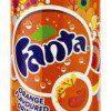 Fanta Orange single