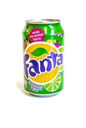 Fanta Pineapple single
