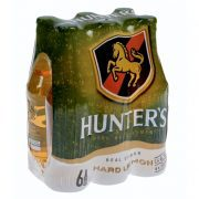 Hunters Hard Lemon Real Cider 6x330ml