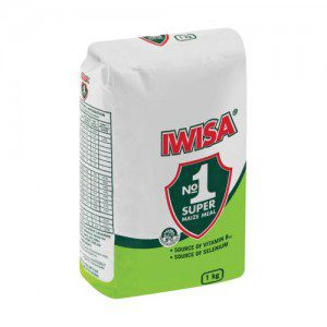 Iwisa No1 Super Maize Meal 2.5kg