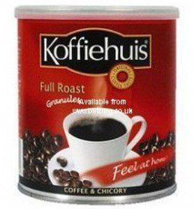 Koffiehuis Full Roast 250g