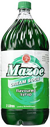 Mazoe Cream Soda Flavoured Syrup 2L
