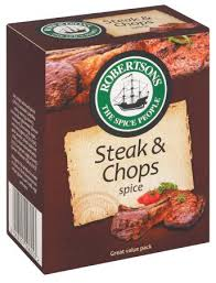 Robertsons Steak And Chops Refill Spice