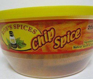 Robs spices Chip Spice