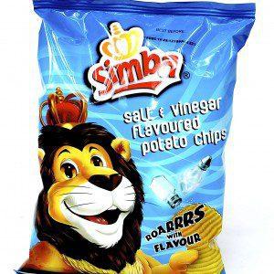 Simba Salt & Vinegar Crisps