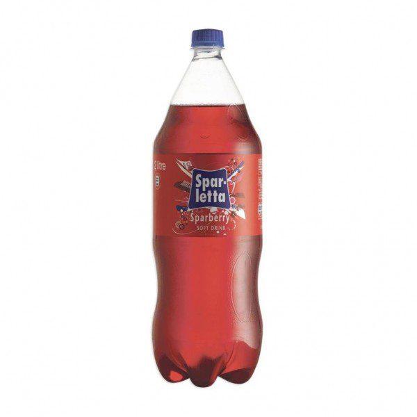 Sparletta Sparberry Soft Drink 2L