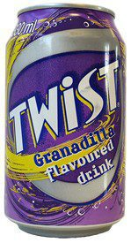 Twist Granadilla Flavoured Sparkling Drink