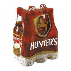 hunters-gold-bottle-330ml-6-pack