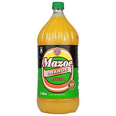 mazoe orange crush