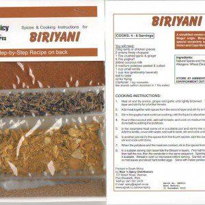 nice n spicy Biriyani