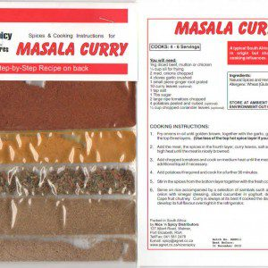 nice n spicy Masala Curry
