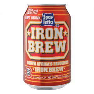 sparletta iron brew single