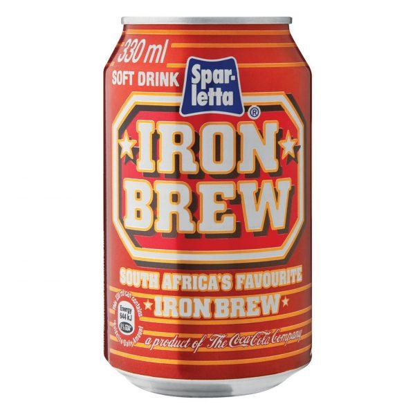 sparletta iron brew single