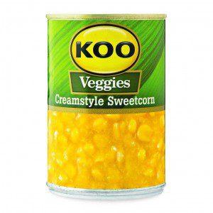Koo Creamstyle corn 415g