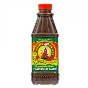jimmys steakhouse sauce 750ml